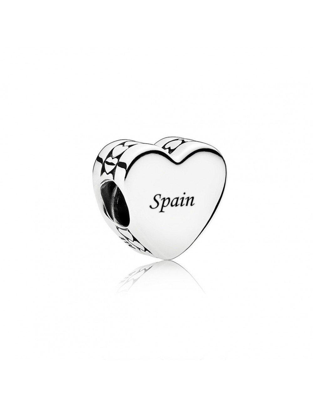 Comprar Encanto De Prata Pandora Eu Amo Spain