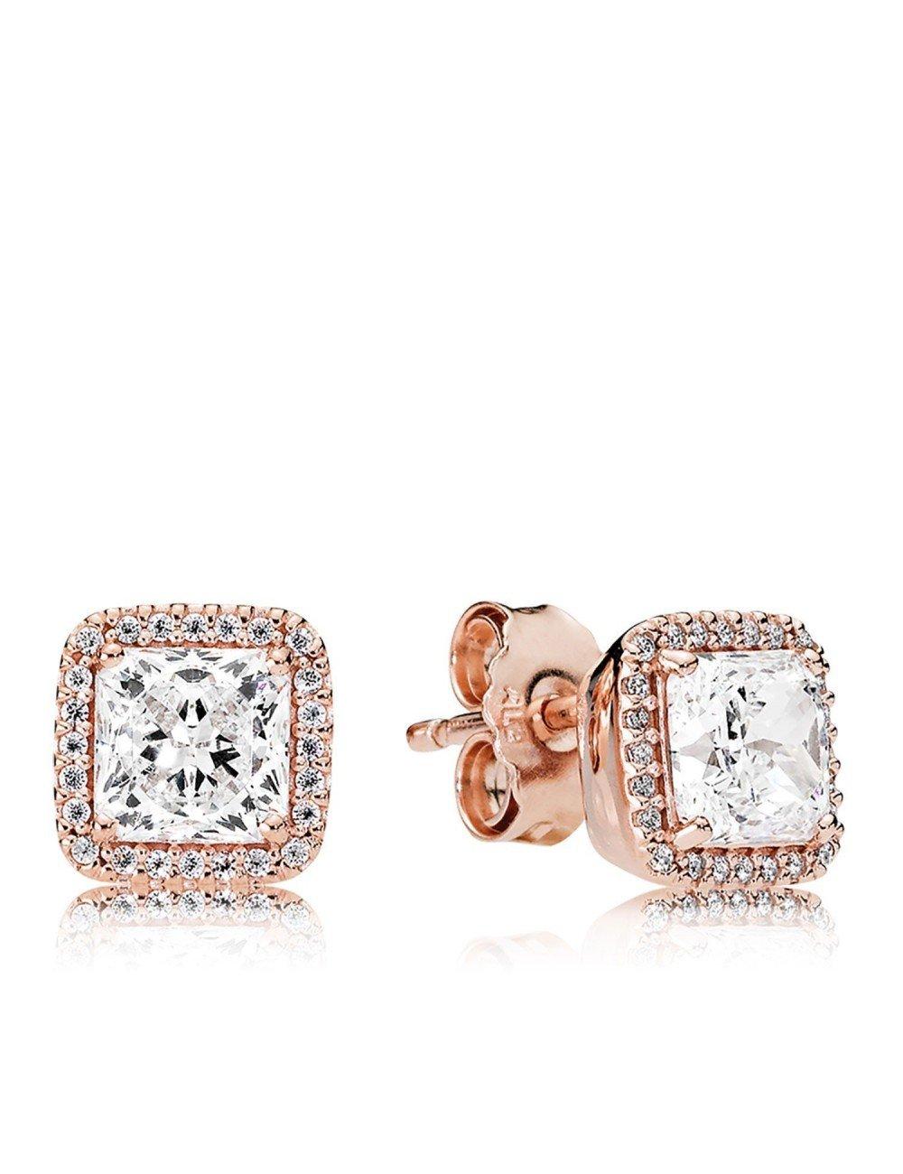 c0fd9e085cf7 Comprar Pandora Circonita Slope Quadrado Rosa