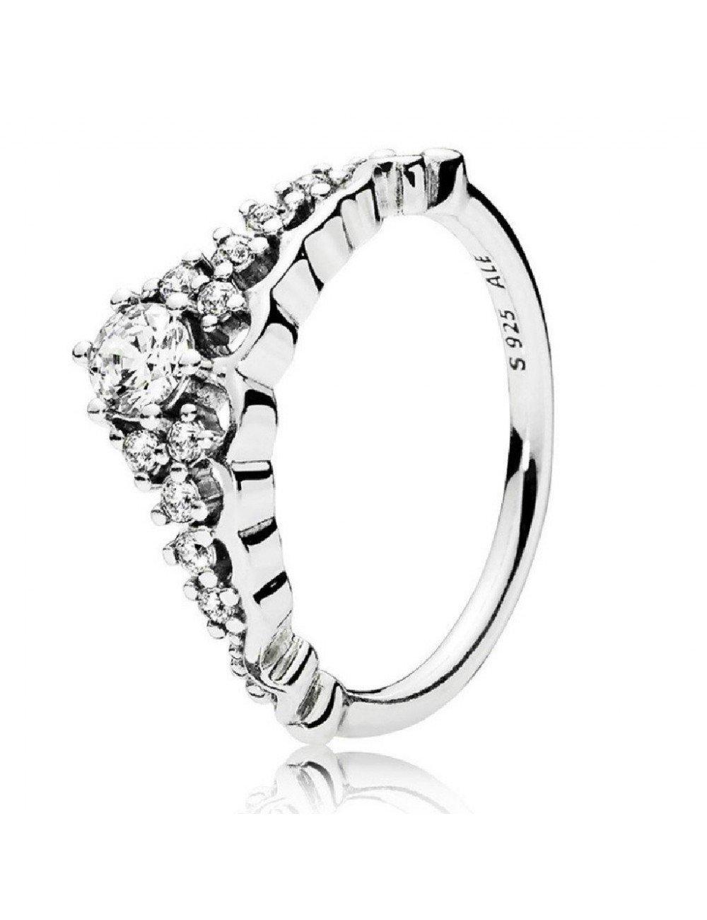 104d68081 Comprar Pandora Silver Ring Tiara T-54