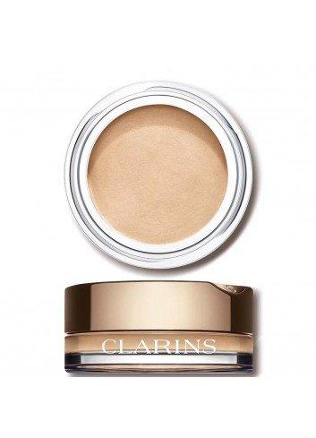 CLARINS OMBRE VELVET Nº01 TONO WHITE SHADOW