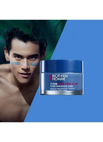 BIOTHERM HOMME T-PUR GEL CLEANSER 125 ML
