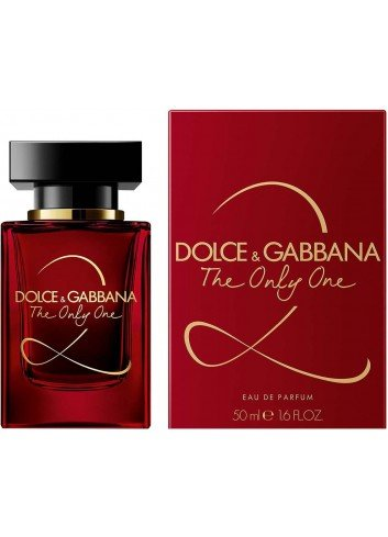 D&G THE ONLY ONE 2 EDP 50ML
