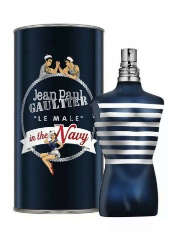J.P.G.LE MALE IN THE NAVY EDT 125ML