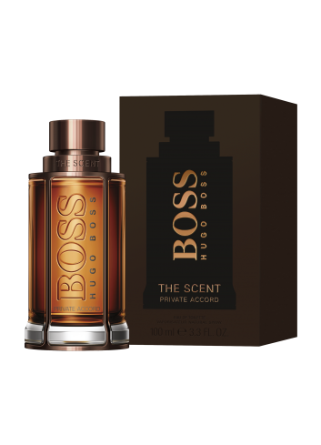 BOSS SCENT PRIVATE ACCORD HIM EDT 100 ML