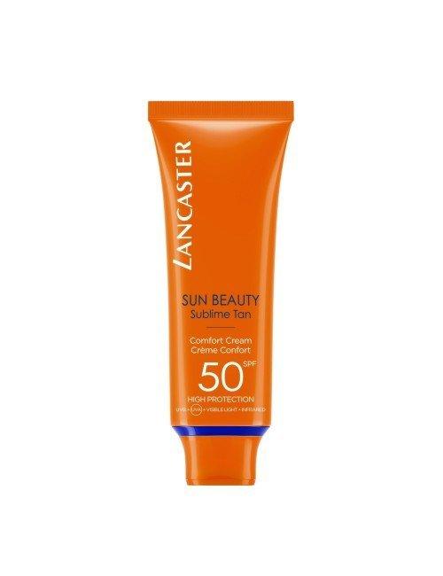 LANCASTER SUN BEAUTY FACE CREAM SPF50 50ML