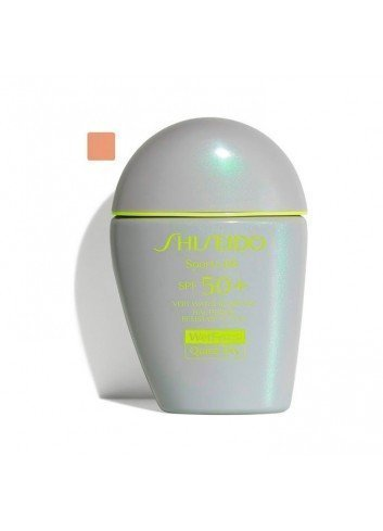SHISEIDO SPORTS BB SPF50+ MEDIUM DARK