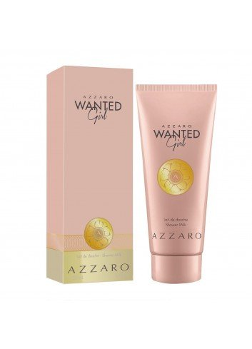 AZZARO WANTED GIRL SHOWER MILK 200 ML