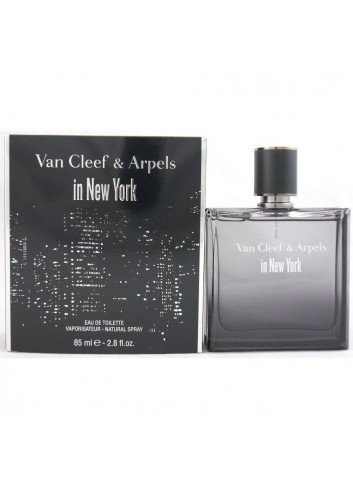 VAN CLEEF IN NEW YORK EDT 85ML
