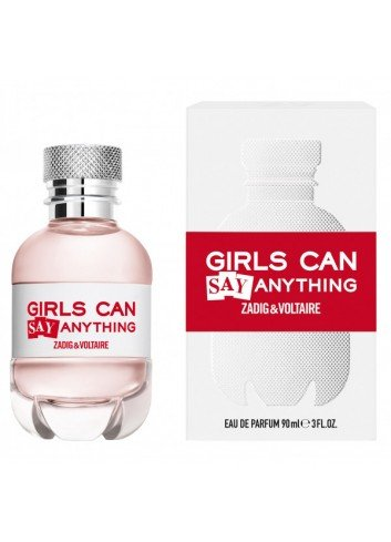 ZADIG & VOLTAIRE GIRLS CAN SAY ANYTHING EDP 90 ML