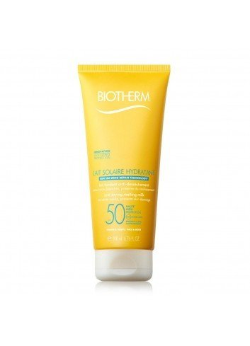BIOTHERM LAIT SOLAIRE FACE & BODY SPF 50 200 ML