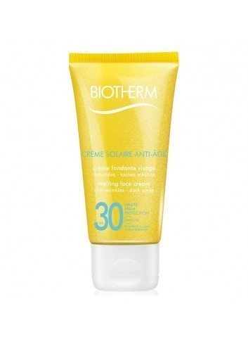BIOTHERM CREME SOLAIRE ANTI-AGE FACE SPF 30