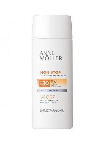 ANNE MOLLER NON STOP SPORT SPF30 75 ML