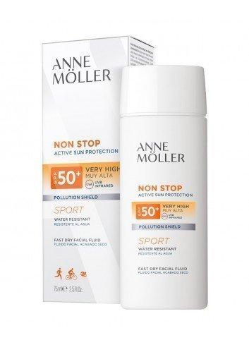 A.MOLLER NON STOP SPORT SPF50+ 75ML