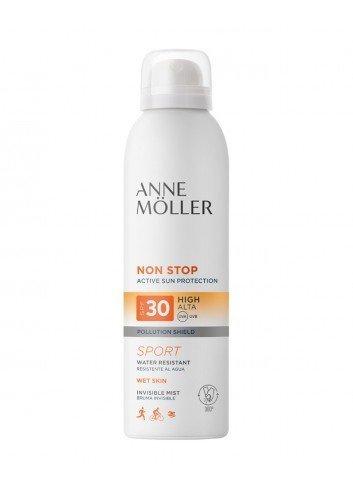 A.MOLLER NON STOP SPORT SPF30 200ML
