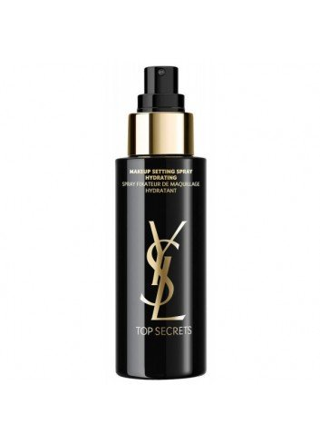 YVES SAINT LAURENT TOP SECRETS MAKE UP FIX SPRAY