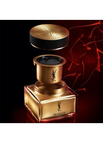 YVES SAINT LAURENT OR ROUGE LA CREME RICHE RECHARGE