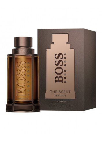 BOSS THE SCENT ABSOLUTE MAN EDP 100 ML