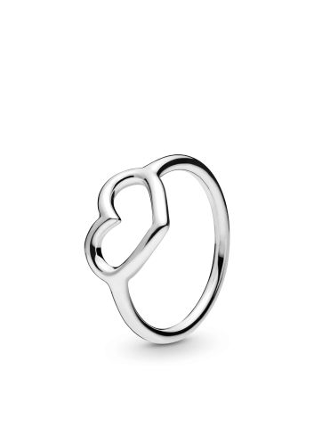PANDORA ANILLO CORAZON