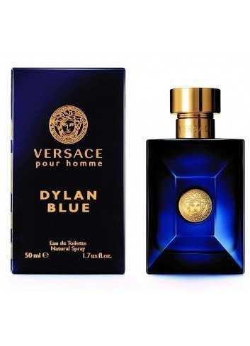 VERSACE POUR HOMME DYLAN BLUE EDT 50 ML