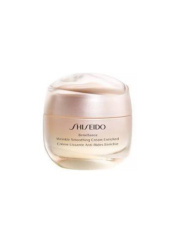 SHISEIDO BENEFIANCE WRINKLE SMOOTHING ENRICHED CREAM 50 ML