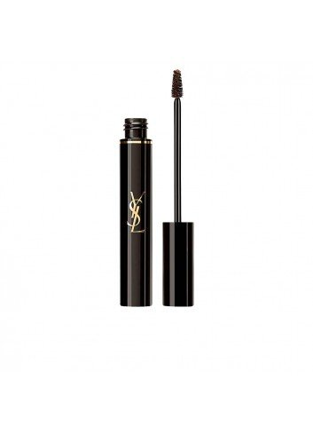 YVES SAINT LAURENT COTURE BROW MASCARA Nº01 TONO GLASED BROWN