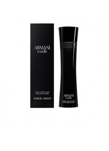 ARMANI CODE AFTER SHAVE 100ML