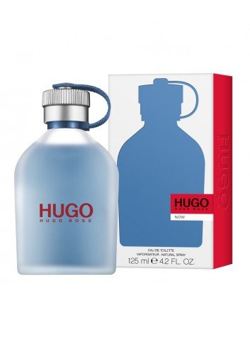 HUGO BOSS NOW EDT 125 ML