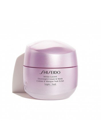 SHISEIDO WHITE LUCENT OVERNIGHT CREAM & MASK 75 ML