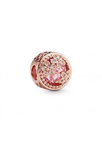pandora charm rosa herz