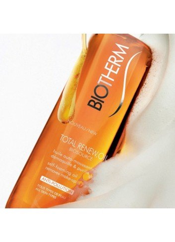 BIOTHERM BIOSURCE TOTAL RENEW OIL 200ML TODO TIPO DE PIELES