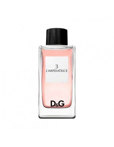 D&G 3 LIMPERATRICE EDT 100ML