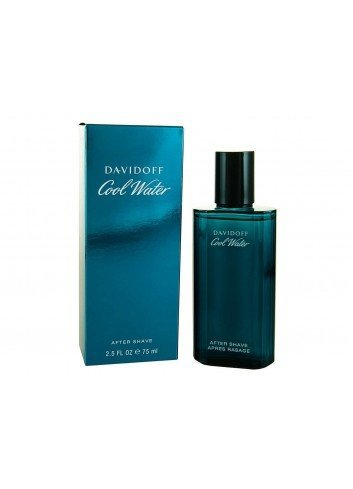 COOL WATER MAN AFTER SHAVE 75ML.