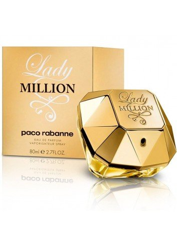 PACO RABANNE LADY MILLION EDP 80ML V