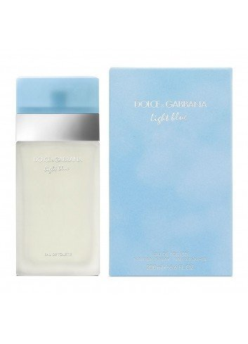D&G LIGHT BLUE EDT 200 ML VAPO