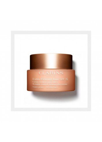 CLARINS EXTRA FIRMING CREMA DIA SPF 15 50ML