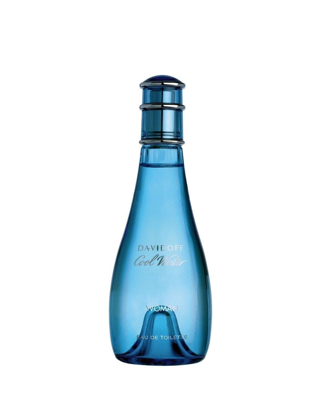 COOL WATER WOMAN EDT 100ML.VAP