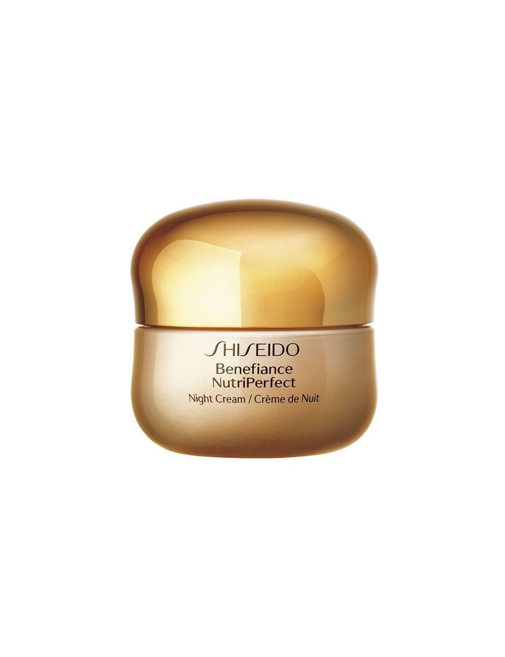 SHISHEIDO BENEFICIANCE NUTRI PERFECT NIGHT CREAM 50 ML