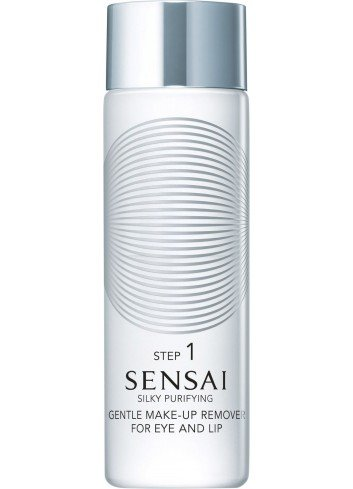 SENSAY SILKY PURIFYING GENTLE MAKE UP REMOVER FOR EYE AND LIP
