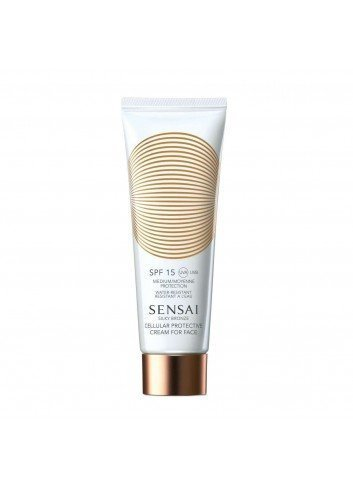 SENSAI CELLULAR PROTECTIVE CREAM FOR FACE SPF15 50M