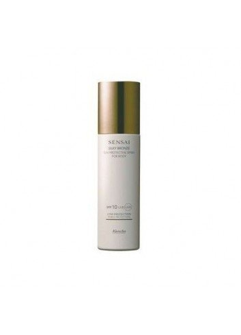 SENSAI SILKY BRONZE SUN PROTECTIVE SPRAY FOR BODY SPF10 150ML