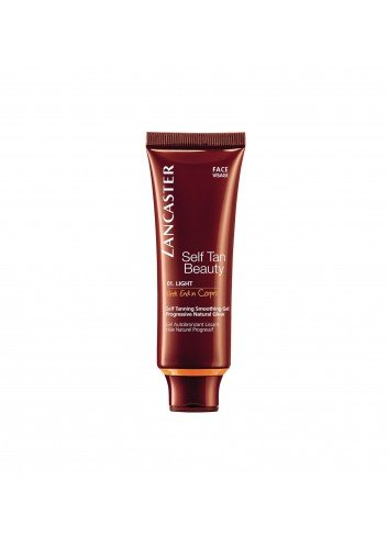 LANCASTER SELF TAN GEL FACE Nº01 50ML