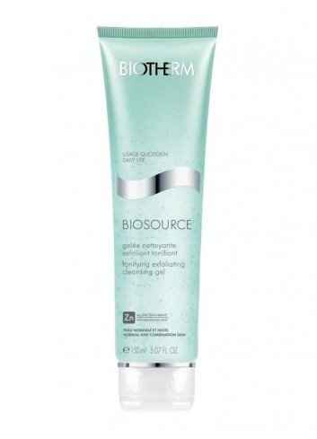 BIOTHERM BIOSOURCE GEL NETTOYANT EXFOLIANTE TODO TIPO PIEL 150ML