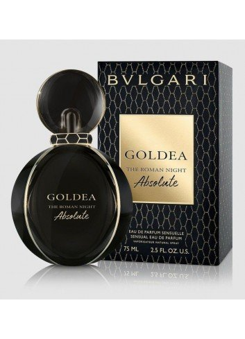 BVLGARI GOLDEA THE ROMAN NIGHT ABSOLUTE EDP 75 ML