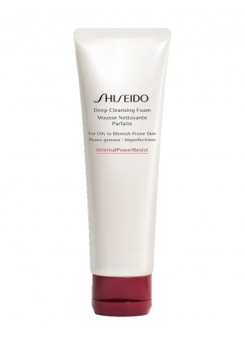 SHISEIDO INTERNAL POWER RESIST DEEP CLEANSING FOAM 125 ML