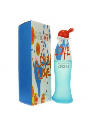 I LOVE LOVE CHEAP & CHIC EDT 100ML