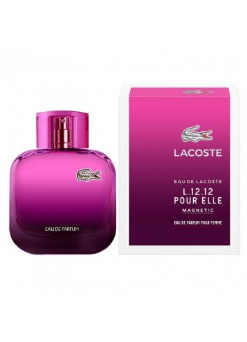 LACOSTE L12.12 ELLE MAGNETIC EDP 80ML