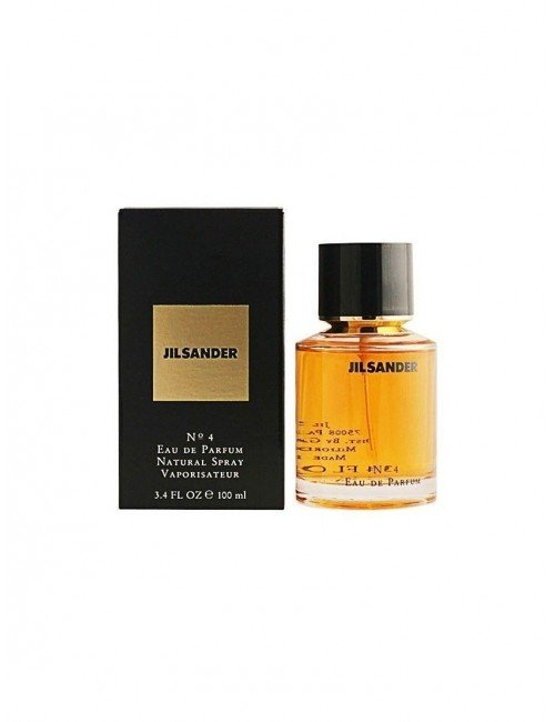 JILSANDER N.4 EDP 100ML