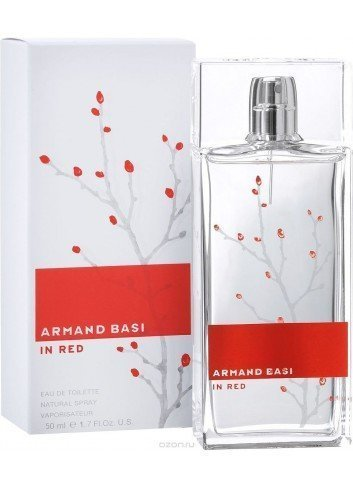 ARMAND BASI RED EDT 50ML