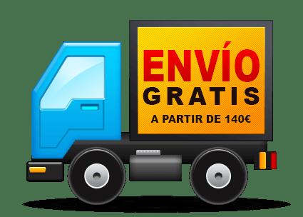 GASTOS DE ENVIO TOTALMENTE GRATIS